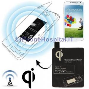 Modulo Ricevitore Ricarica Wireless per Samsung Galaxy S IV / i9500