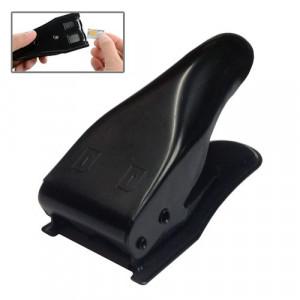 Nano Micro Dual SIM Card Cutter per Iphone 5 4 4s 5 5c 5s Samsung Htc One