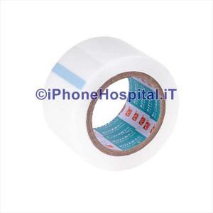 Nastro Protettivo Trasparente Rimozione Polvere Display Telefoni Cellulari 0.6cm