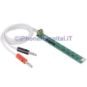 Pannello Service Carica Batteria iPhone 6 6P/5 /5S e 5C / 4 e 4S / Xiaomi M4 /M3