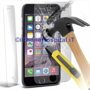 Pellicola per iPhone 5/5S/5C/SE Proteggi Schermo Vetro Temperato Protettiva Display