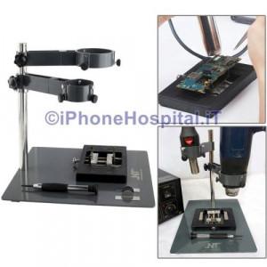 Piattaforma di Supporto Speciale per la Riparazione di Telefoni Cellulari
