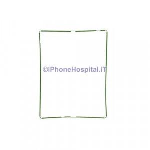 iPad 2 Cornice Touch ( Bezel Plastica)  Verde (2)