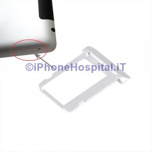 Porta Scheda MICROSIM per iPad 2