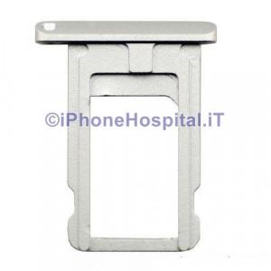 Porta Scheda NANO SIM per iPad Air Silver