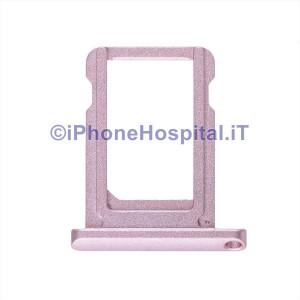 """Porta Sim Schedina Colore Rosa Oro per iPad PRO 9.7"""""""