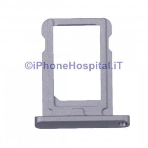 Porta Sim Schedina Grigio per Apple iPad Pro A1584 - A1652