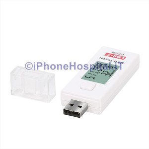 Power Tester Digitale USB Ricarica per SmartPhone