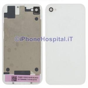 Retro Cover Bianco iphone 4G