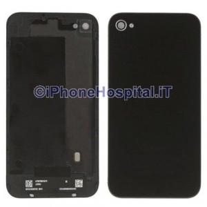 Retro Cover Nero iphone 4G