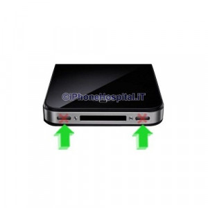 Sostituzione Vivavoce e Flex Antenna iPhone 4G