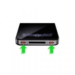 Sostituzione Vivavoce e Flex Antenna iPhone 4S