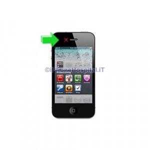 riparazione fotocamera frontale apple iphone 4