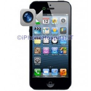 Riparazione Fotocamera Frontale iPhone 5S