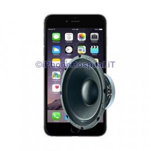 Riparazione Suoneria Vivavoce iPhone 6S (A1633, A1688, A1700)