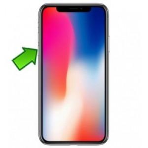 Riparazione Tasti Volume iPhone X (A1865, A1901, A1902)