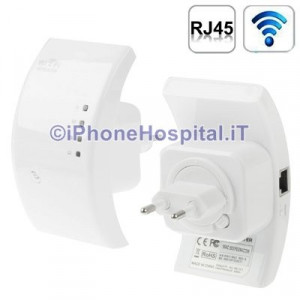 Ripetitore Wireless-N 300Mbps WIFI 802.11n