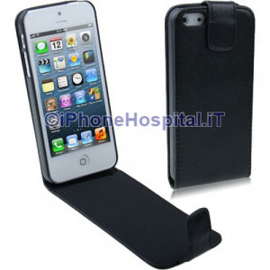 Custodia Verticale Iphone 5 Nero