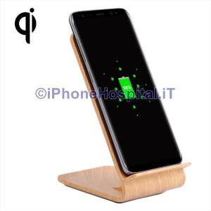 Caricatore Wireless per iPhone X / 8 /Plus /S8 / S7/ S6/ Note 5 /Nokia /LG/ HTC