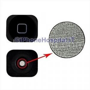 Set 3 Pezzi Distanziatore Metallico per Tasto Home Apple iPhone 5