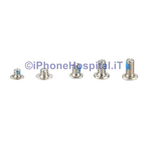 Set Viti Schermo LCD per Apple iPhone 8