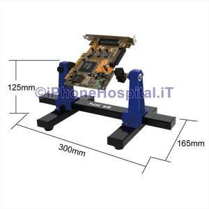 Supporto Regolabile PCB Circuito Integrato Saldatura SN-390
