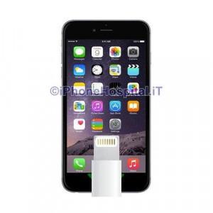 Sostituzione Connettore di Ricarica iPhone 6S (A1634, A1687, A1699 )