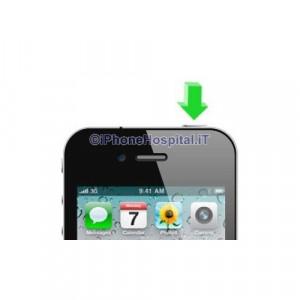 Sostituzione Sensore prossimità e Pulasnte interno Accensione iPhone 4S