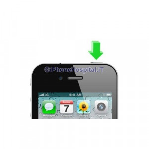 Sostituzione Sensore prossimità e Pulasnte interno Accensione iPhone 4G