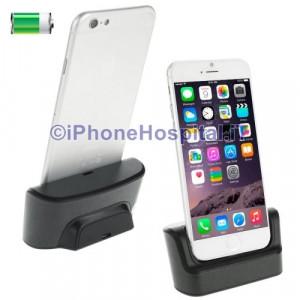 Stazione Dock Caricatore Sync per Apple iPhone 6 Grigio