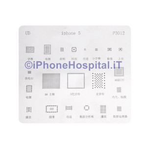 Stencil Reballing BGA per Apple iPhone 5