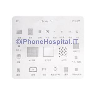 Stencil Reballing BGA per Apple iPhone 5
