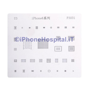 Stencil Reballing BGA per Apple iPhone 6