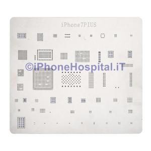 Stencil Reballing BGA per Apple iPhone 7 Plus