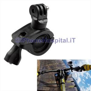 Supporto Bici & Moto per GoPro HERO 6 /5 /5/4 /4 /3+ /3 /2 /1