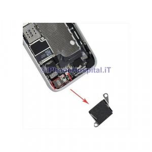 Supporto Metallico di Fissaggio Camera Frontale Apple iPhone 5C