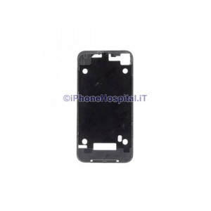 Supporto Retro Cover Nero per Apple iPhone 4S