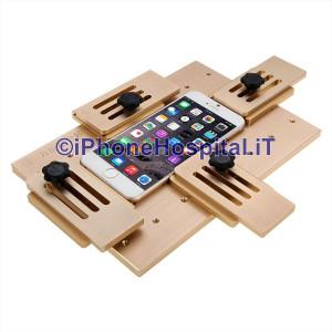 Supporto Speciale in Allumino per la Riparazione di Telefoni Cellulari
