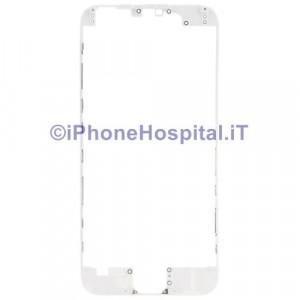 Supporto Vetro Touch Bordo Bianco iPhone 6