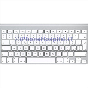  Tastiera Apple Wireless Keyboard Italia Bluetooth MC184T/B A1314 Ipad iPhone