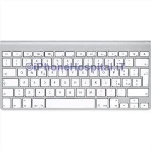  Tastiera Apple Wireless Keyboard Italia Bluetooth MC184T/B A1314 Ipad iPhone