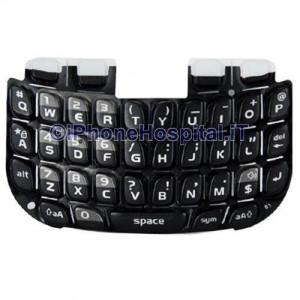 Tastiera per Blackberry 9300 Curve 3G Nero