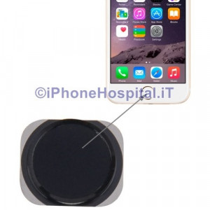 Tasto Home Nero iPhone 6