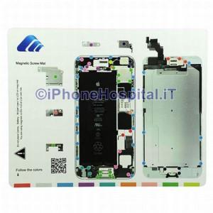 Tavoletta Magnetica Alloggiamento Viti per iPhone 6 Plus