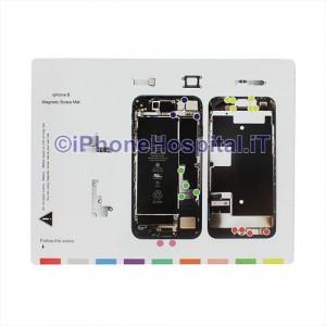 Tavoletta Magnetica Alloggiamento Viti per iPhone 6S