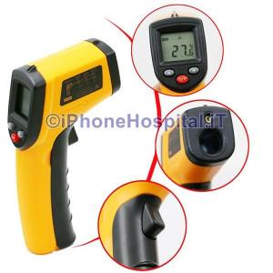 Termometro Infrarossi Professionale Temperatura Mirino Laser 2