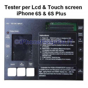 Tester per Lcd & Touch Screen iPhone 6S & 6S Plus