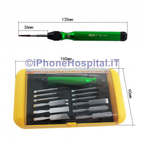 Tool Set di Smontaggio 14 in 1 per iPad e iPhone