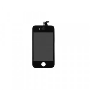 iPhone 4G Kit sostituzione Vetro Touchscreen Hight Quality Nero