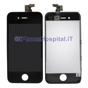 Touch + Lcd per iPhone 4G Nero OEM